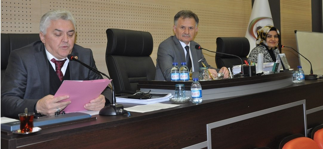 İl Genel Meclisi, Mart ayı toplantıları başladı